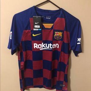 Nike dri fit kids size 28 FC Barcelona Home kit
